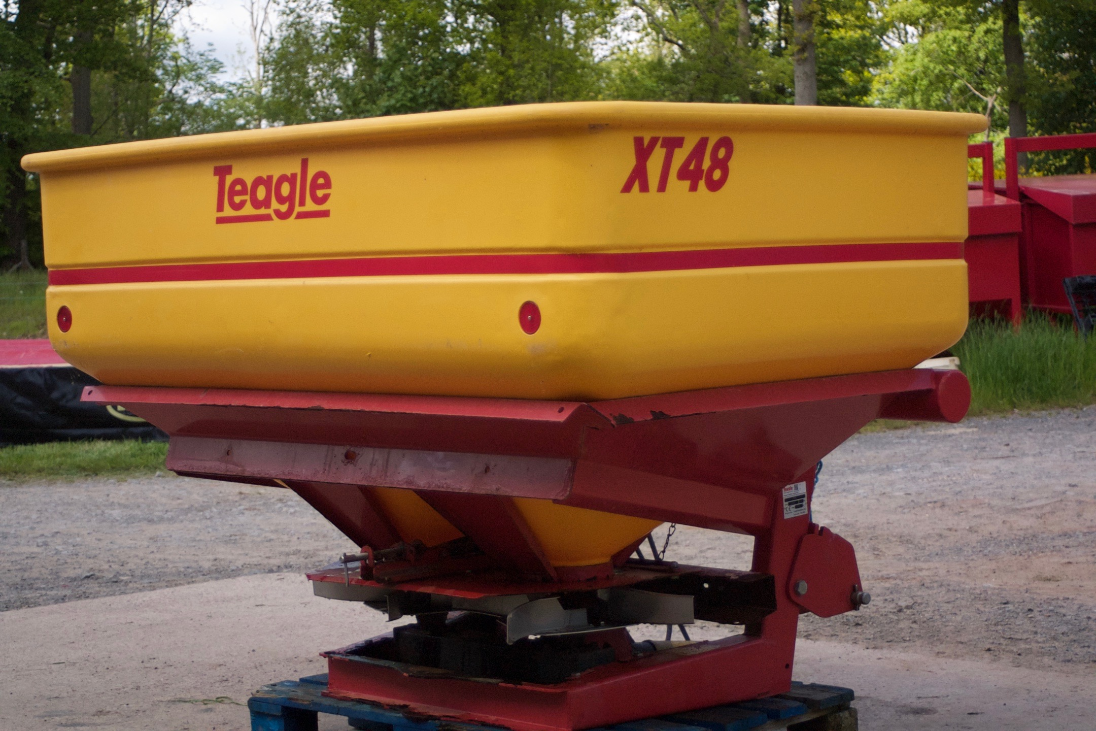 Teagle XT48 Used for Sale